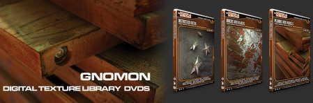 Gnomon Textures Library Collection
