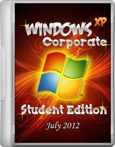 Windows XP Pro SP3 Corporate Student Edition
