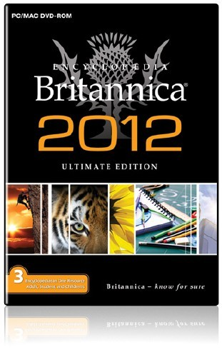 Encyclopdia Britannica 2012 Ultimate Edition (3 in 1)