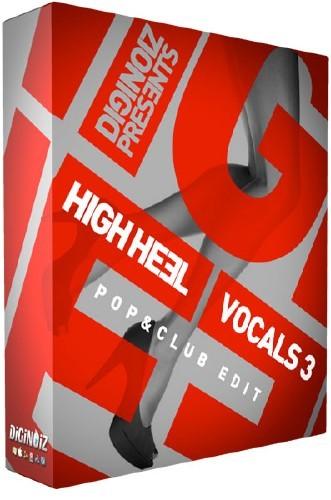 Diginoiz High Heel Vocals Vol 3 AiFF WAV DVDR-DYNAMiCS