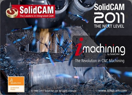 Solidcam 2011 SP8 Hf1 Multilanguage (x86/x64)