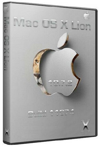 Apple Mac OS X 10.7.2 Lion (2011ML)