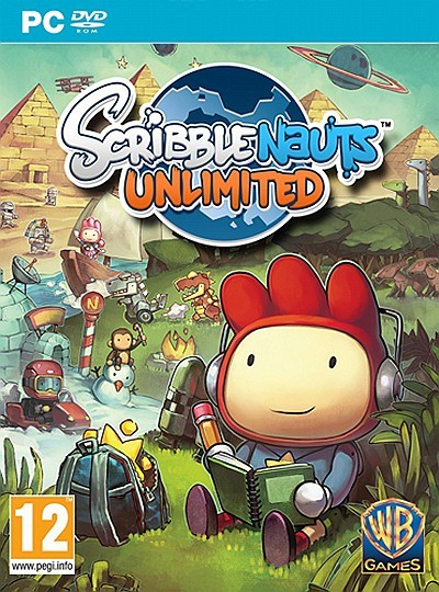 Scribblenauts Unlimited (2012/ENG/MULTi7)