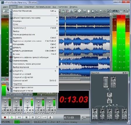 n-Track Studio v 7.0.1 Build 3000 Final ml/rus