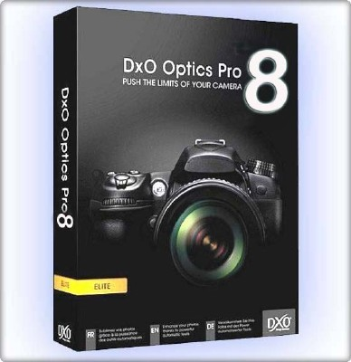 DxO Optics Pro 8.0.1 Build 756 x86+x64 [2012, ENG + RUS]