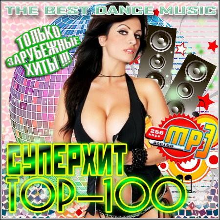 VA - Суперхит Top-100. Зарубежный (2012)