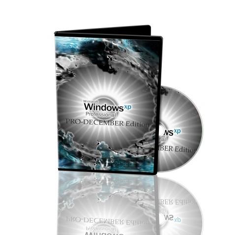 Windows XP SP3 PRO-DECEMBER Edition (RUS)