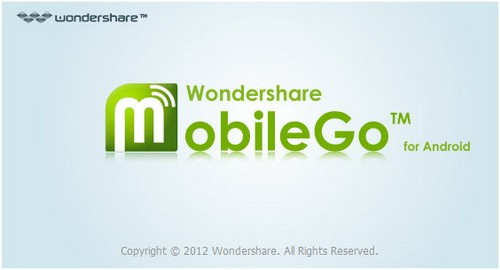 Wondershare MobileGo for Android 3.0.0.182