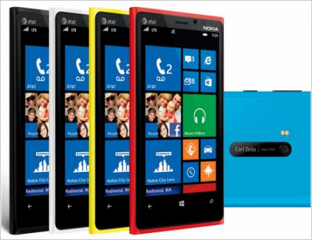 Nokia сознательно создает дефицит Lumia 920