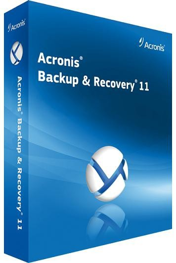 Acronis Backup & Recovery 11.0.17217 Workstation | Server + BootCD