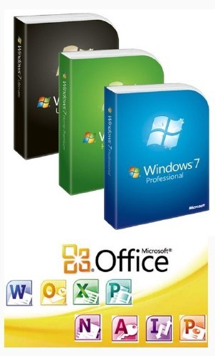 Windows 7 Sp1 Full Instruction Activate with Office 2010 Full