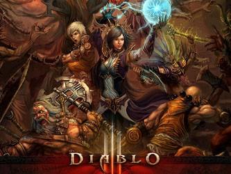 В Diablo III нашли «режим бога»