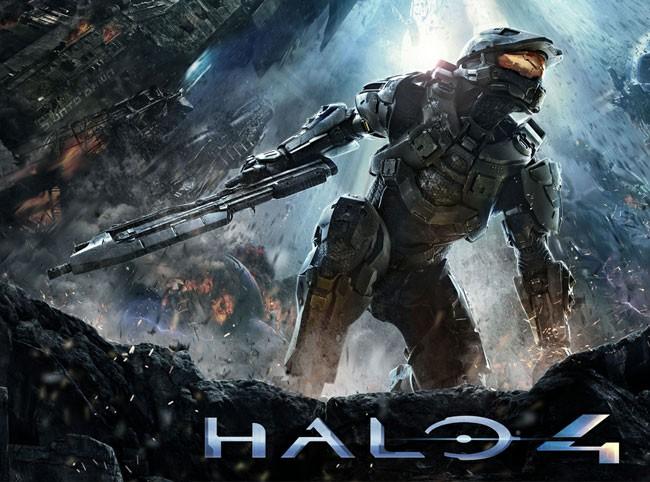 Halo 4 назвали самой ожидаемой игрой 2012 года