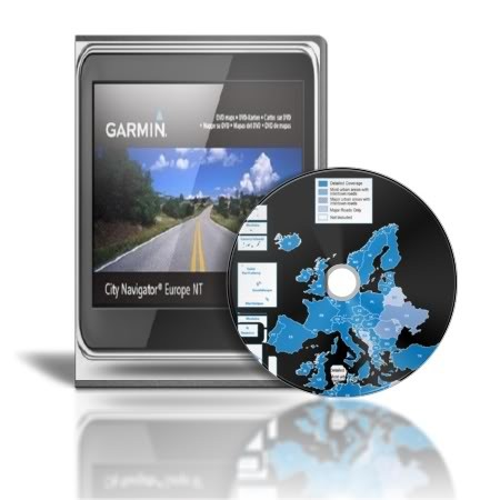 Garmin City Navigator Europe NT 2013.20 Unlocked IMG Maps