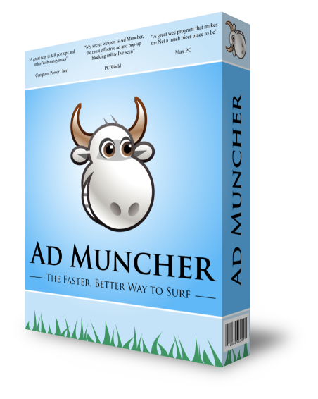 Ad Muncher 4.93 Build 33707 Final RePack by KpoJIuK