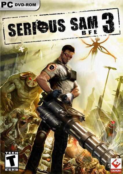 Serious Sam 3: BFE + Digital Bonus Edition (2011/MULTi5)