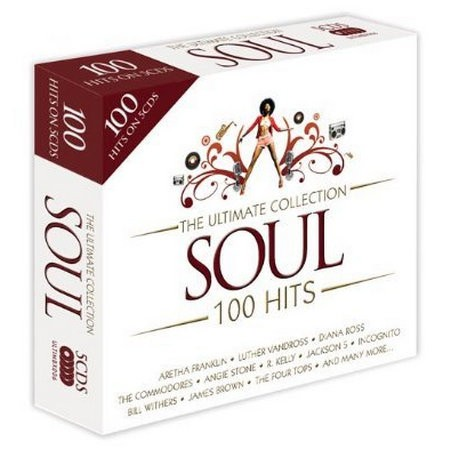 The Ultimate Collection Soul 100 Hits (2008)