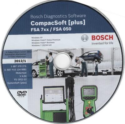 SompacSoft [plus] Bosch FSA 7XX/FSA 050 v.4.5