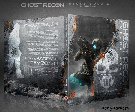 Ghost Recon:Future Soldier (2012/Multi-11/Black Box)