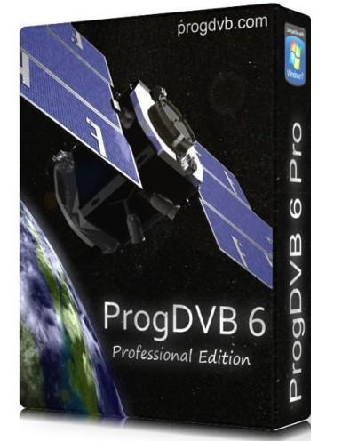 ProgDVB Professional Edition v6.72.1 Final