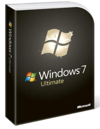 Windows 7 Ultimate SP1 Rus Original (x86/x64) 07.08.2011