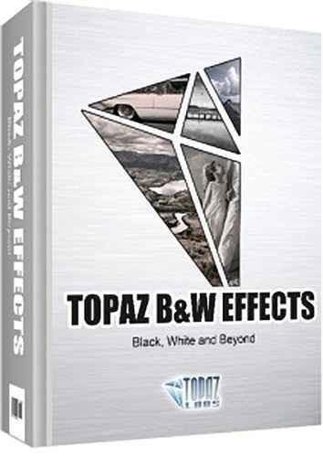 Topaz B&W Effects 1.1.0 for Adobe Photoshop
