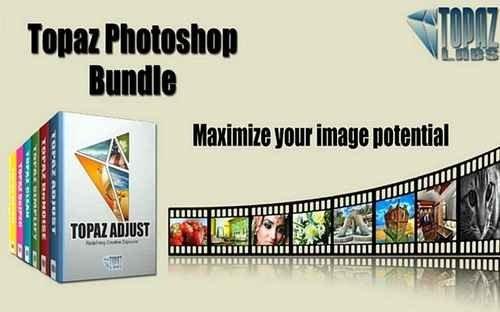 Topaz Photoshop Plugins Bundle 2011 (23.09.2011)