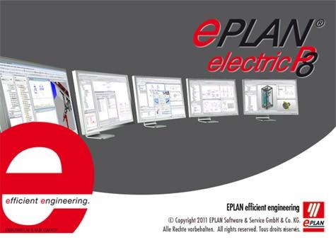 EPLAN Electric P8 2.1 v.2.1.4 Build 5325