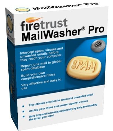 Firetrust MailWasher Pro 2011 v 1.2.0.0