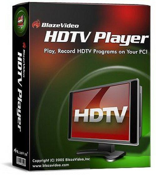 BlazeVideo HDTV Player Professional 6.6.0.3.