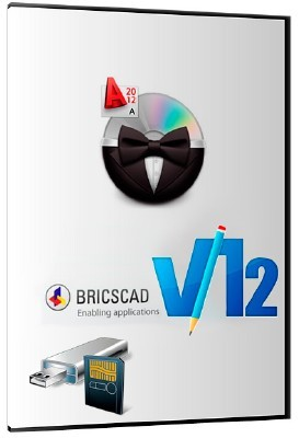 BricsCad Platinum v 13.1.7 Portable
