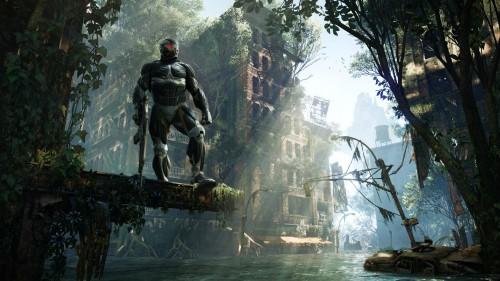 Crysis 3 объединит свободу и ограниченность