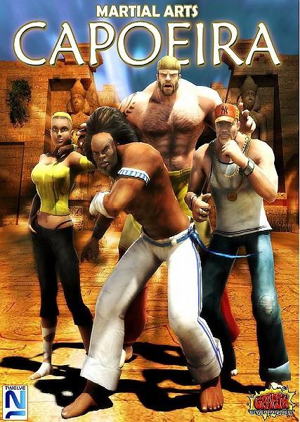 Martial Arts: Capoeira (2011/GER)