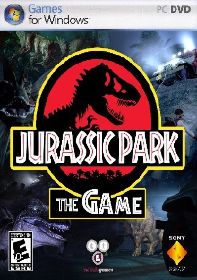 Jurassic Park: The Game (2011/RUS/ENG/RePack by Fenixx)