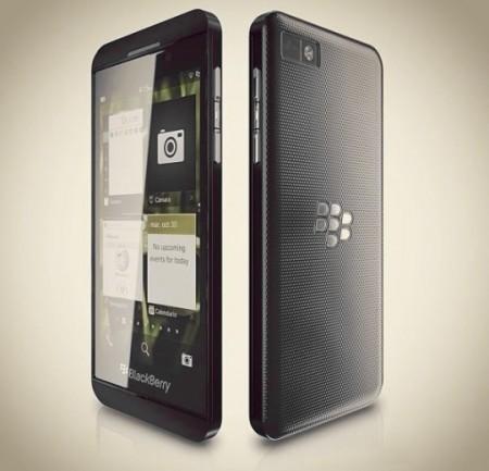 Стали известны полные спецификации флагманского смартфона BlackBerry Z10