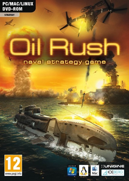Oil Rush (2012/ENG)