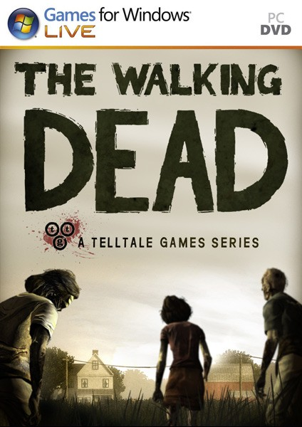 The Walking Dead: The Game. Episode 1-5 (2012/RUS/ENG/RePack R.G. Механики)