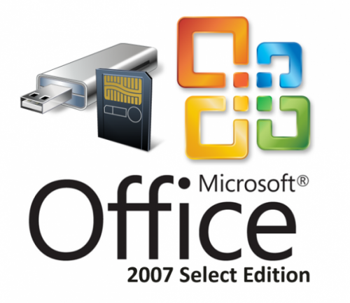 Portable Microsoft Office 2007 Select Edition 12.0.6554.5001 (2011/x86/RUS)