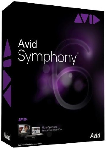 Avid Symphony v.6.0.1.1 Multilanguage