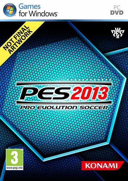 Pro Evolution Soccer 2013 (2012/RUS/MULTI6)