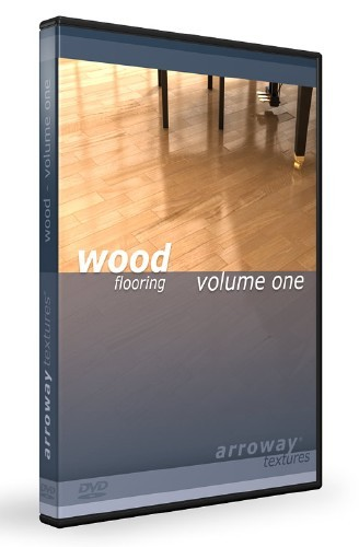 Arroway Seamless Wood Parquet Textures