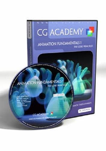 CG Академия фундаментальной анимацииs 2 Adding Character DVD