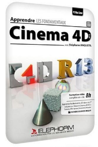Learn Cinema 4D R13 Fundamentals Vol 2 (French)