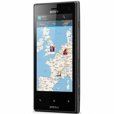 Sony Xperia Acro S поступил в Россию