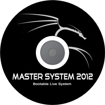 Master System Bootable CD 2012 ISO/ENG/Final