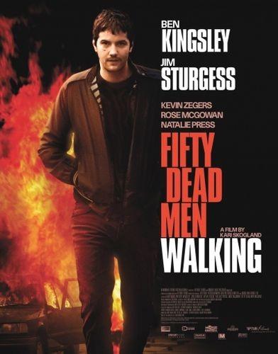 Пятьдесят ходячих трупов / Fifty Dead Men Walking (2008 BDRip 720p)