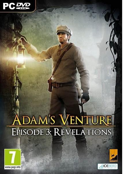Adams Venture 3: Revelations (2012/RUS/ENG)