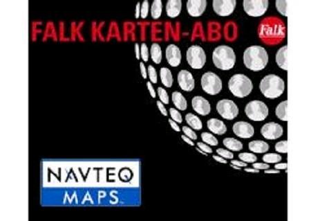 Карты для Навигаторов Falk [ v.20.11.2, многоязычный, 2011 ]