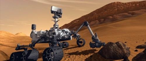 Чип iPhone 4S в пять раз мощнее процессора марсохода Curiosity