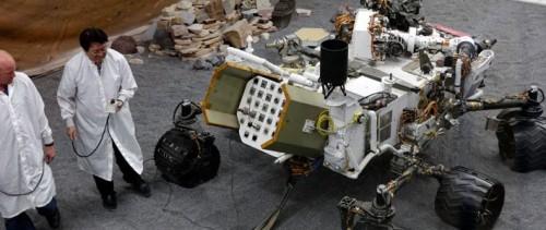 Ученые: успех Curiosity поможет России развить собственные марсианские проекты